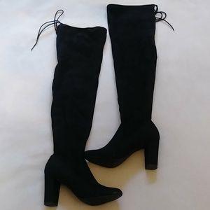 👢Thigh high boots